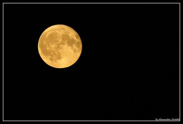 Mond am 11.07.2006