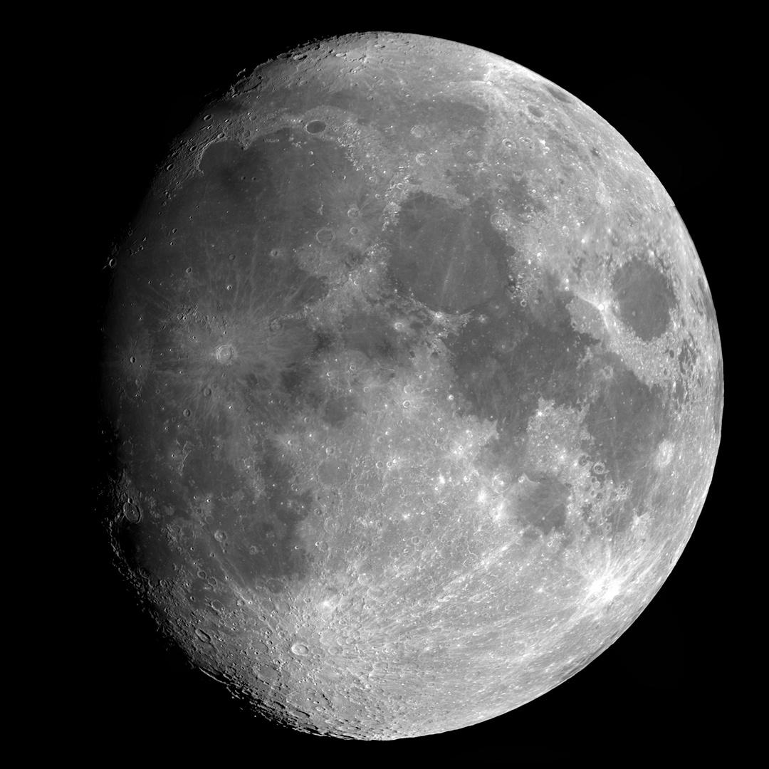 Mond am 12 01 2014