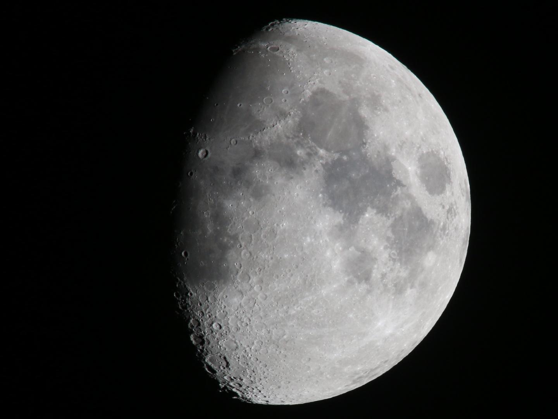 Mond am 12.11.2013