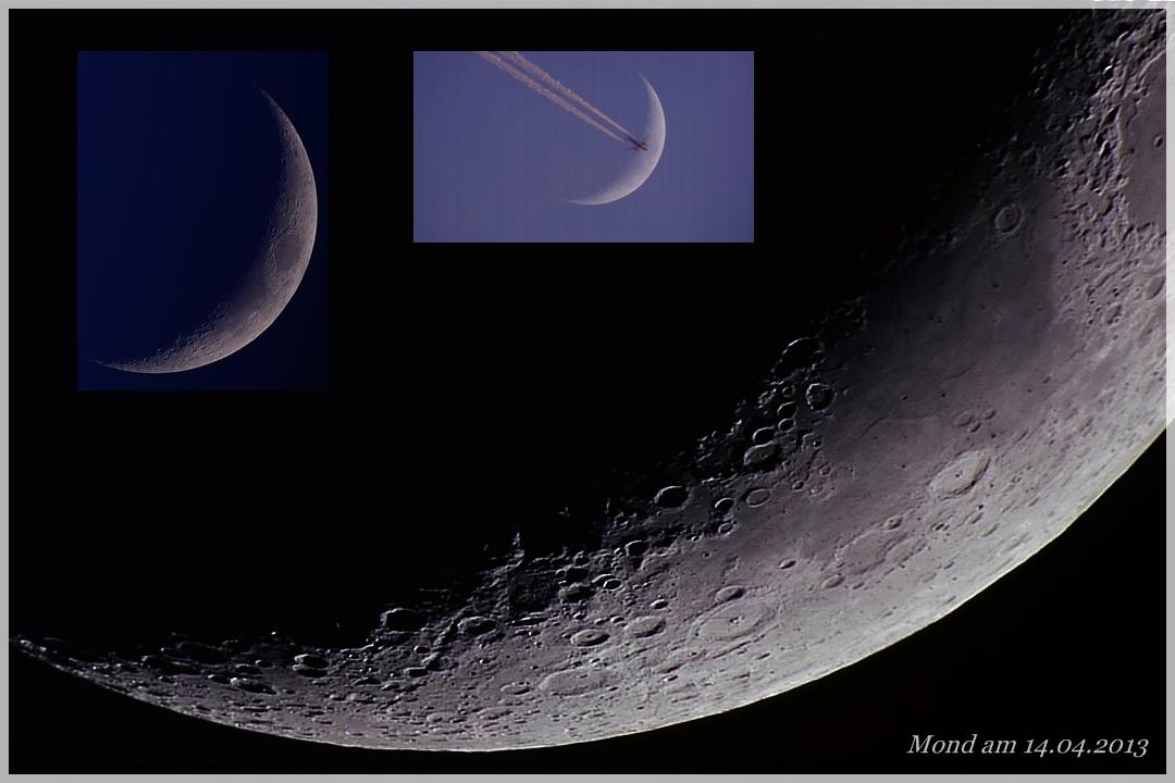Mond am 14.04.2013