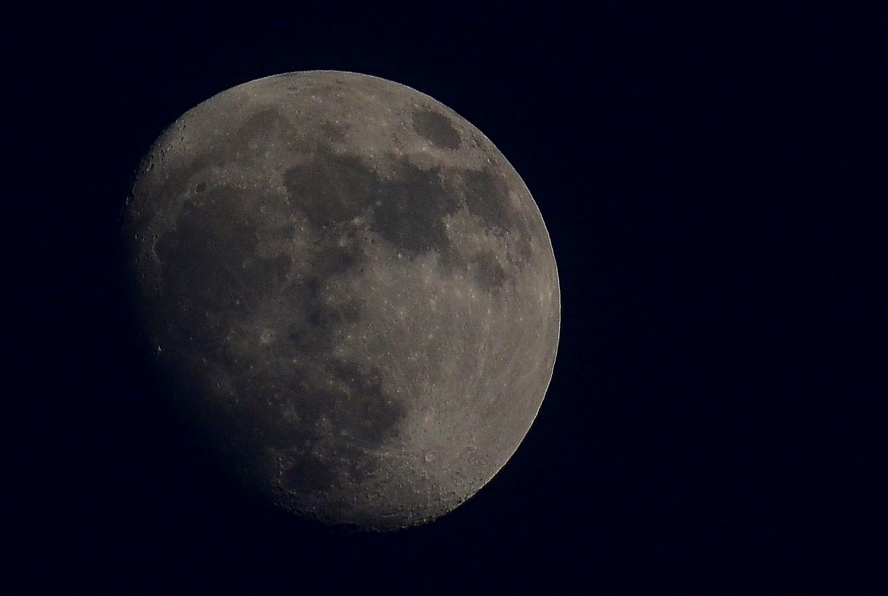 Mond am 22.04.2013