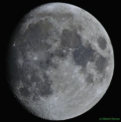 Mond am 27.03.2010