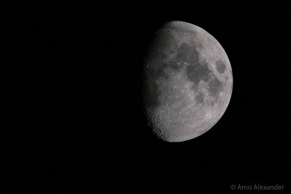 Mond aufnahme mit Beroflex