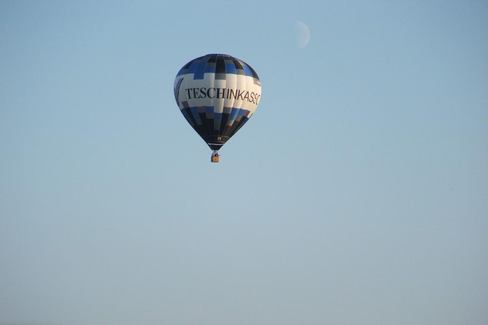 Mond-Ballon