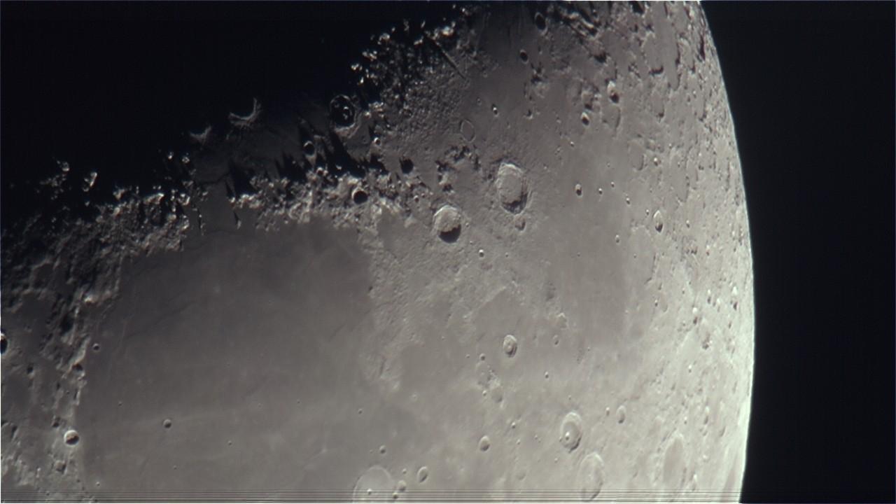 Mond Details vom 17.02.2013