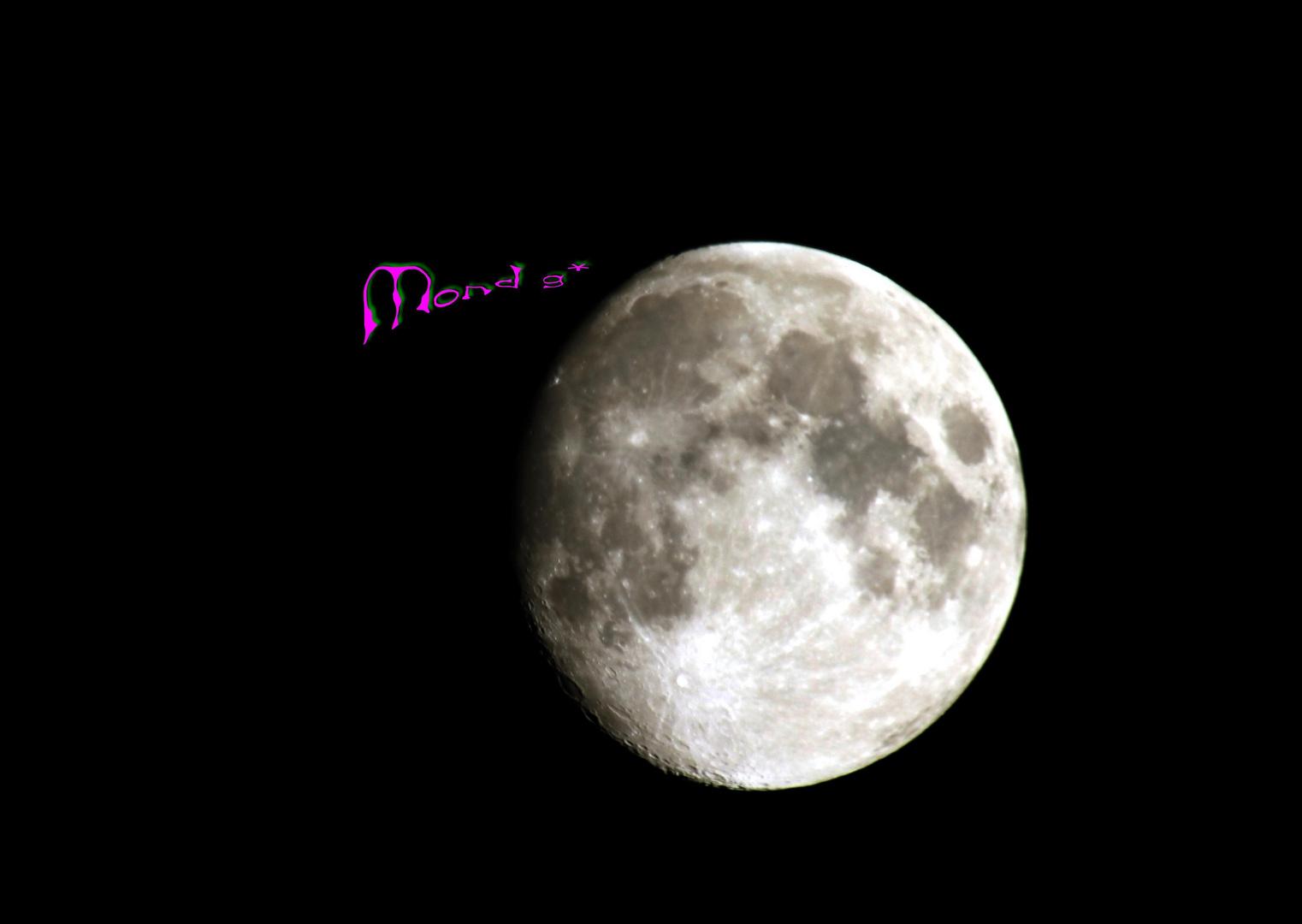 Mond ggg*