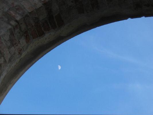 Mond im Blick