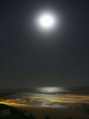 Mond in Durban ...