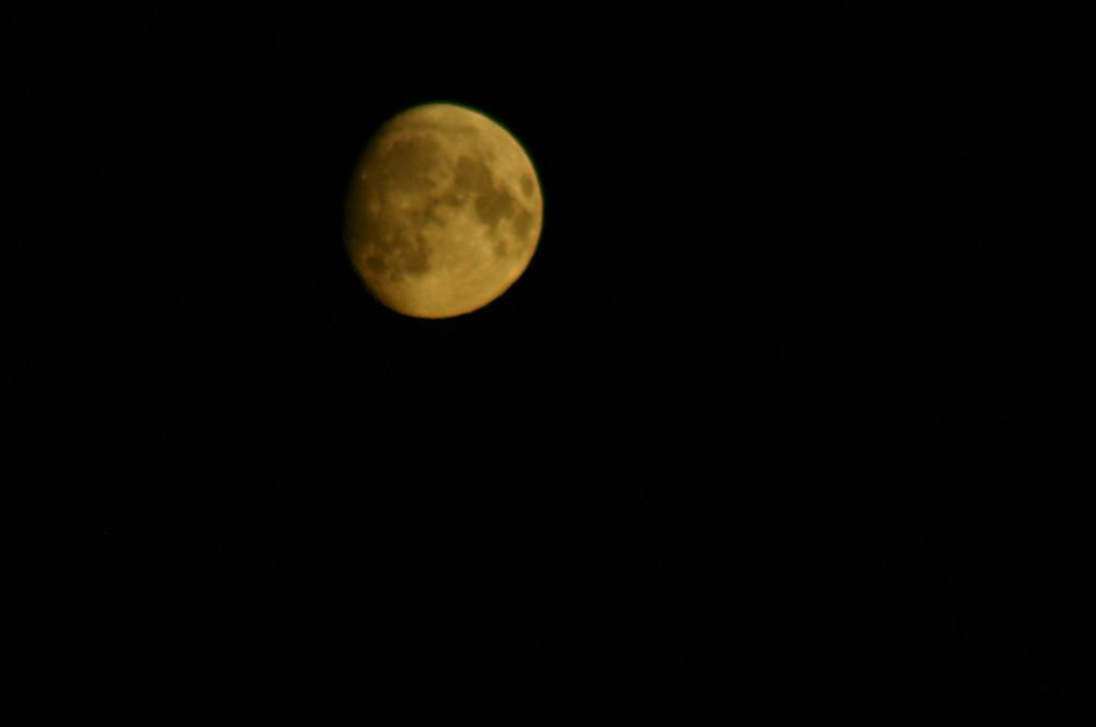 Mond in Schweden