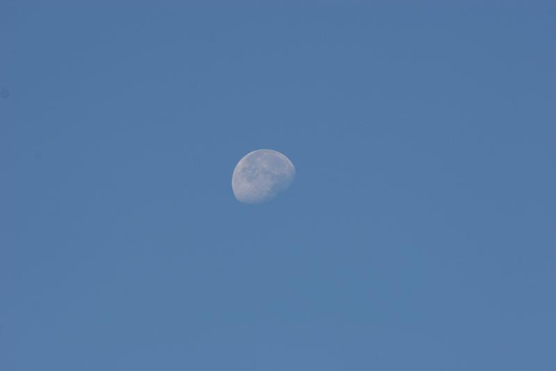 Mond in September