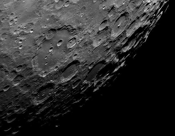Mond mit Clavius