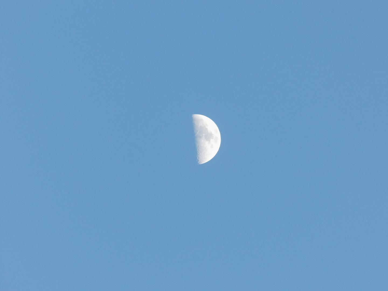 Mond mit Superzoom Medion