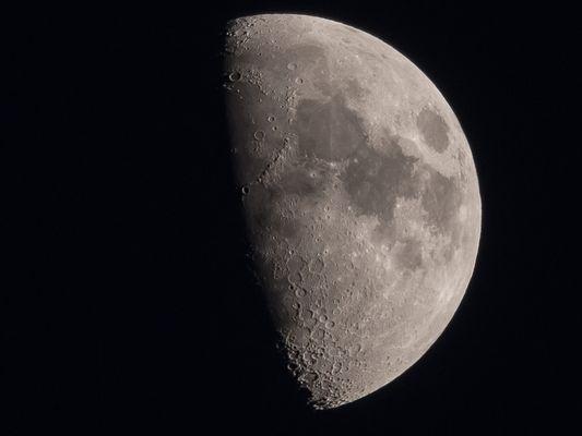 Mond / Moon / Luna...