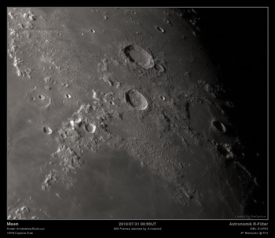 Mond / Region um Aristoteles