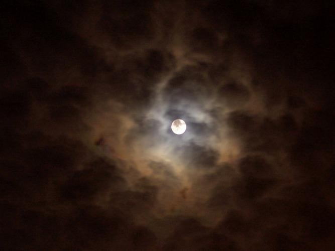"""""""Mond Schimmern"""""""