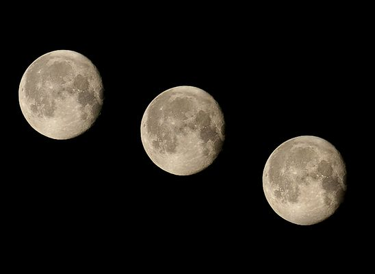 Mond Trilogie