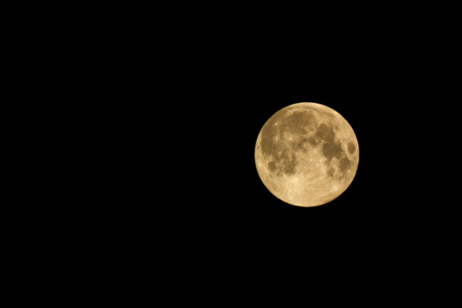 Mond vom 09.09.2014