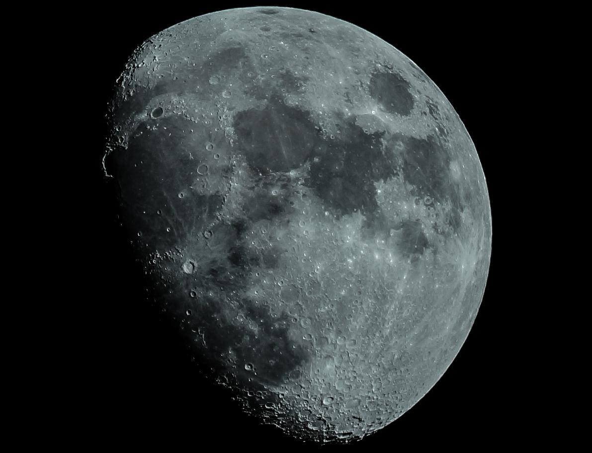 Mond vom 11.03.2014