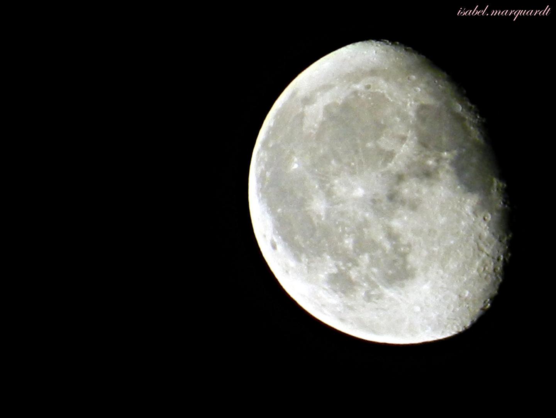 Mond vom 12.1.12