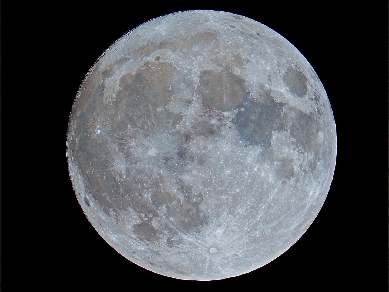 Mond vom 15.01.2014