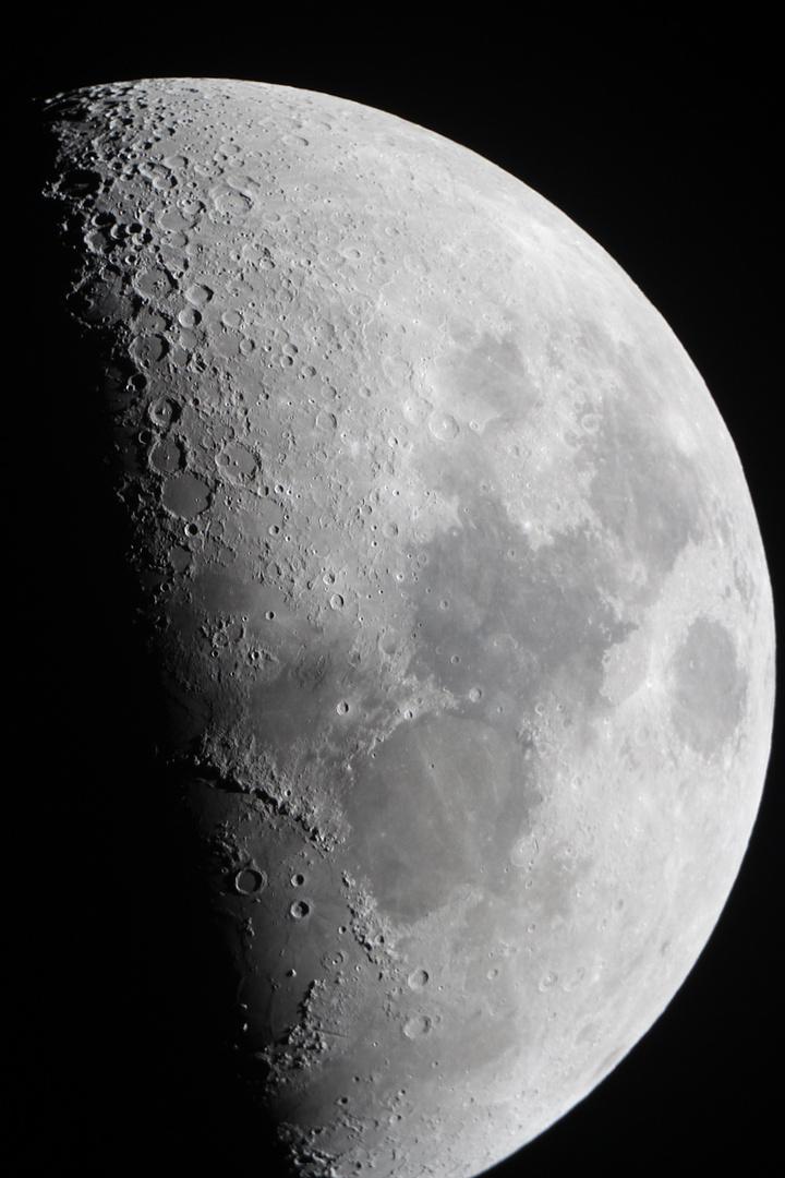 Mond vom 18.4.2013