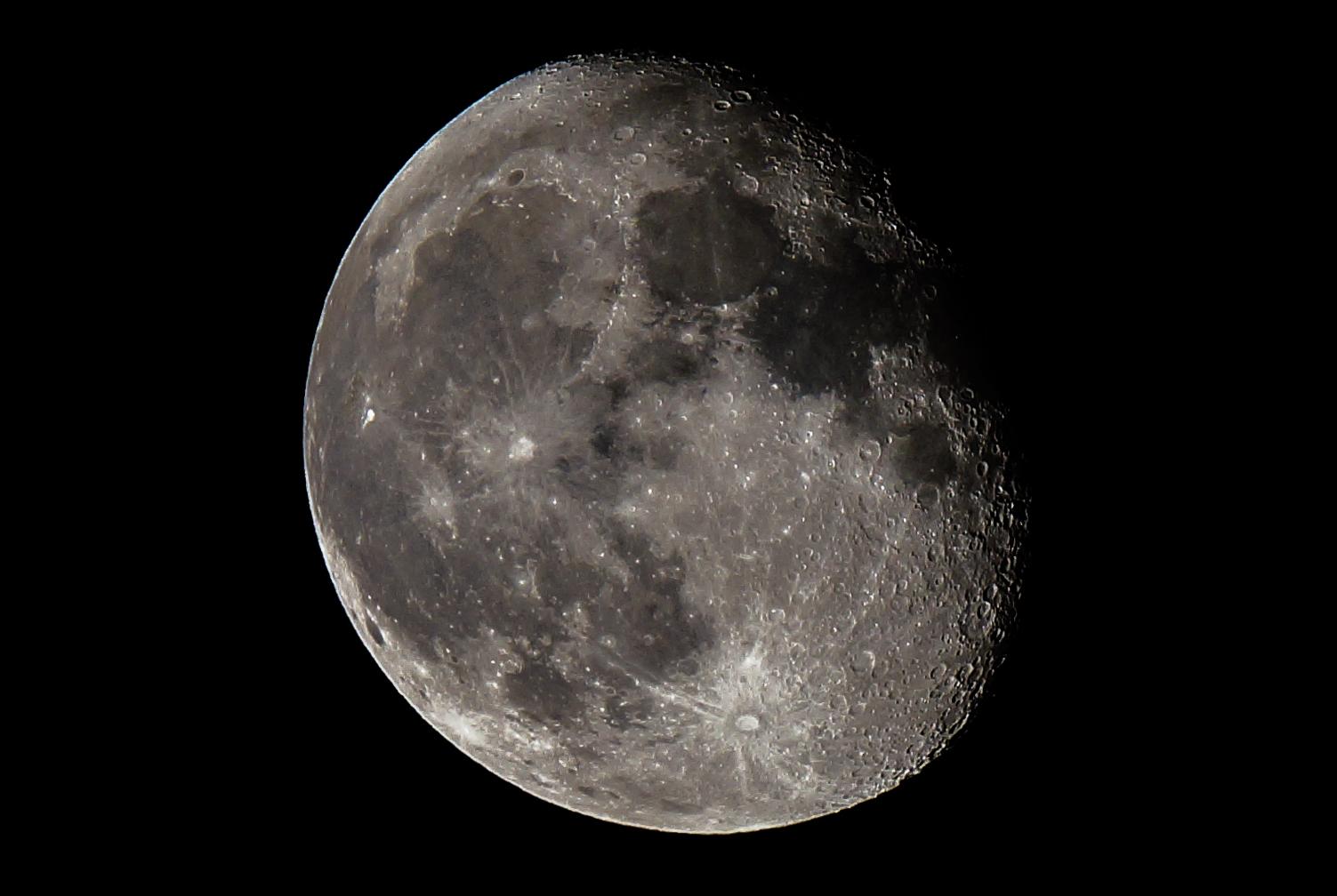 Mond vom 22.09.2013