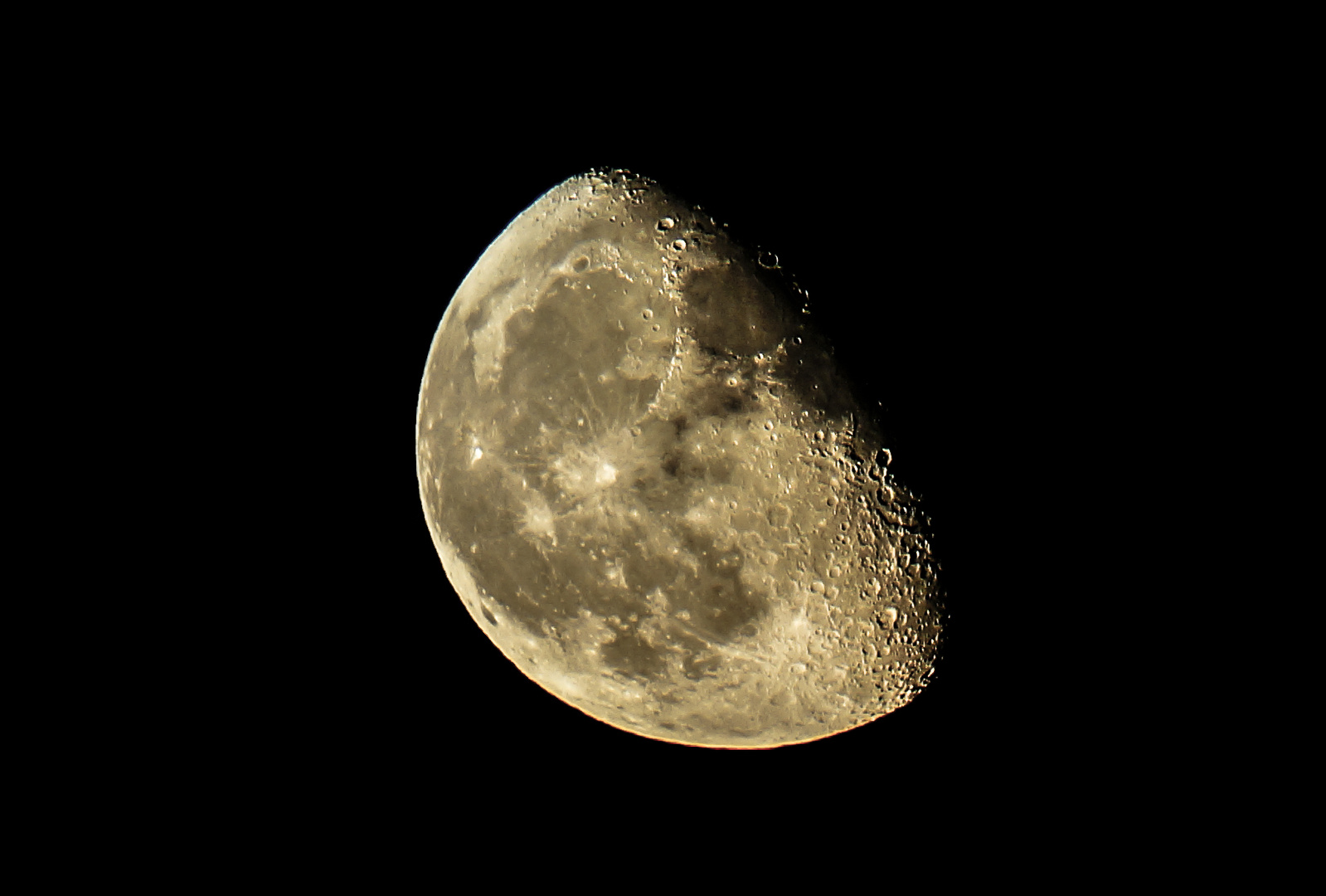 Mond vom 24.09.13