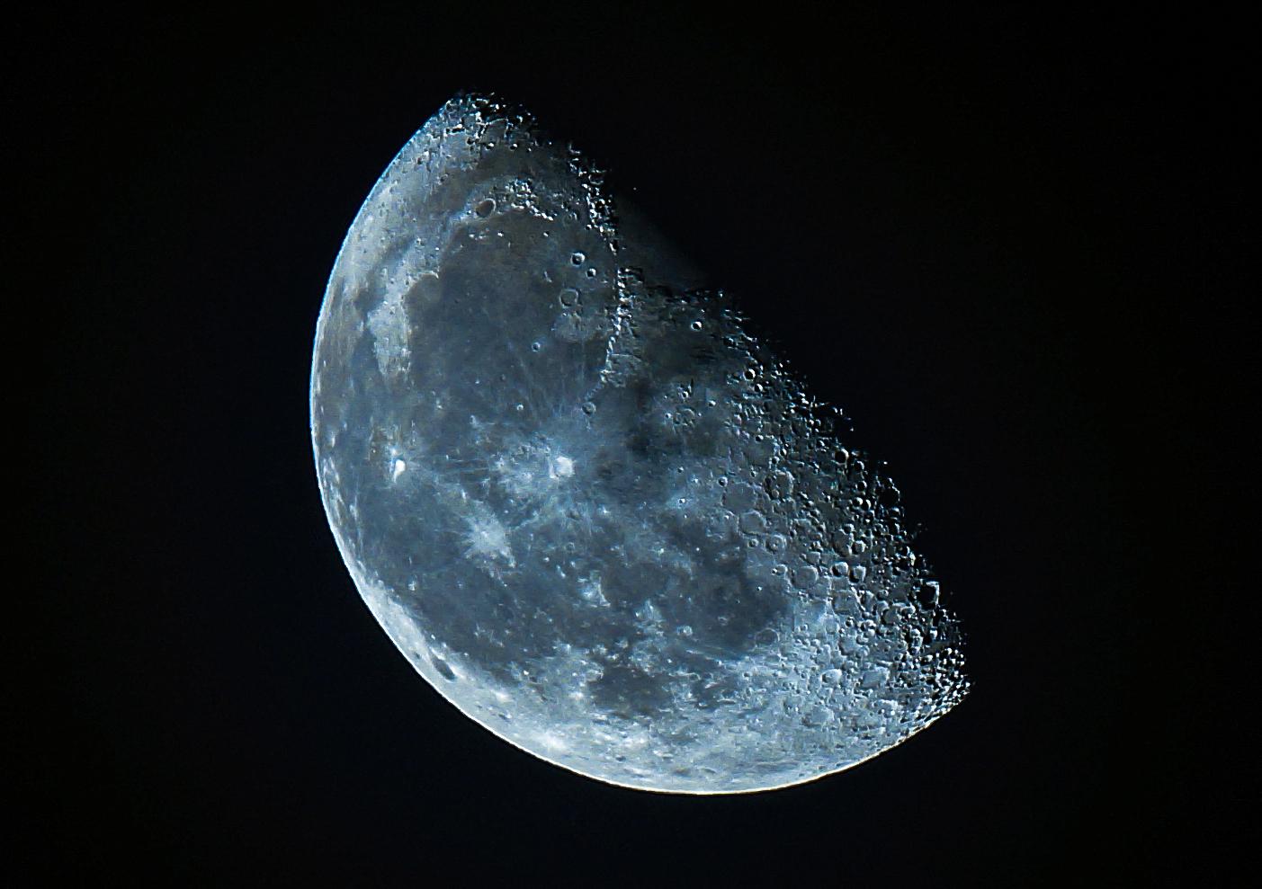 Mond vom 25.09.13
