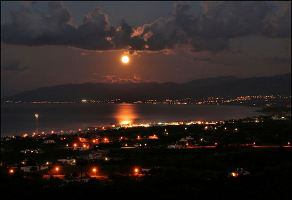 --- Mondaufgang ---