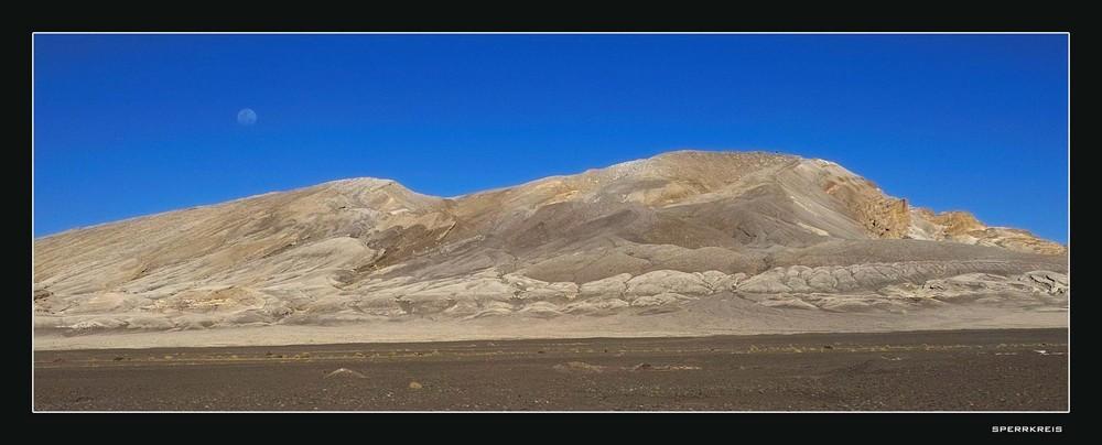 Mondaufgang über Atacama