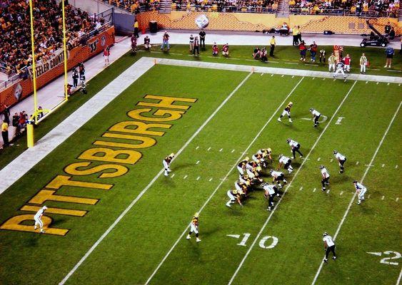 Monday-Night-Game Pittsburgh Steelers 3 (zum 2.)