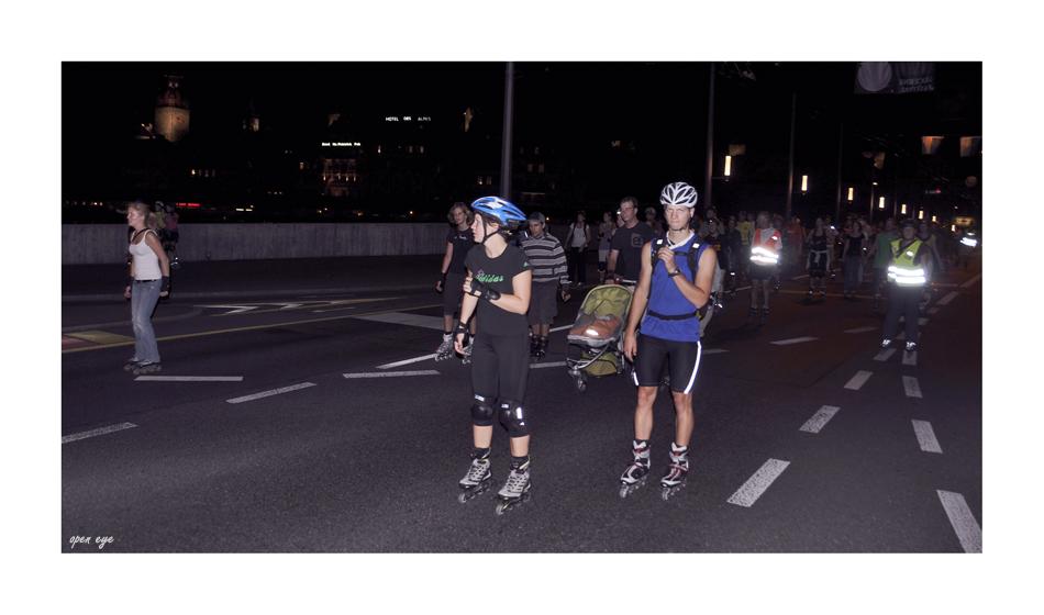 Monday Night Skate - Luzern / CH
