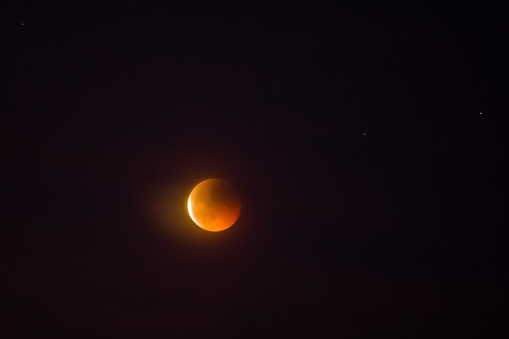 Mondfinsternis 15 Juni 2011