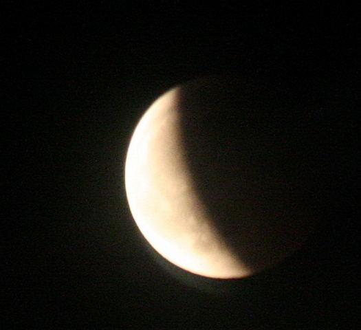 Mondfinsternis 15.06.11