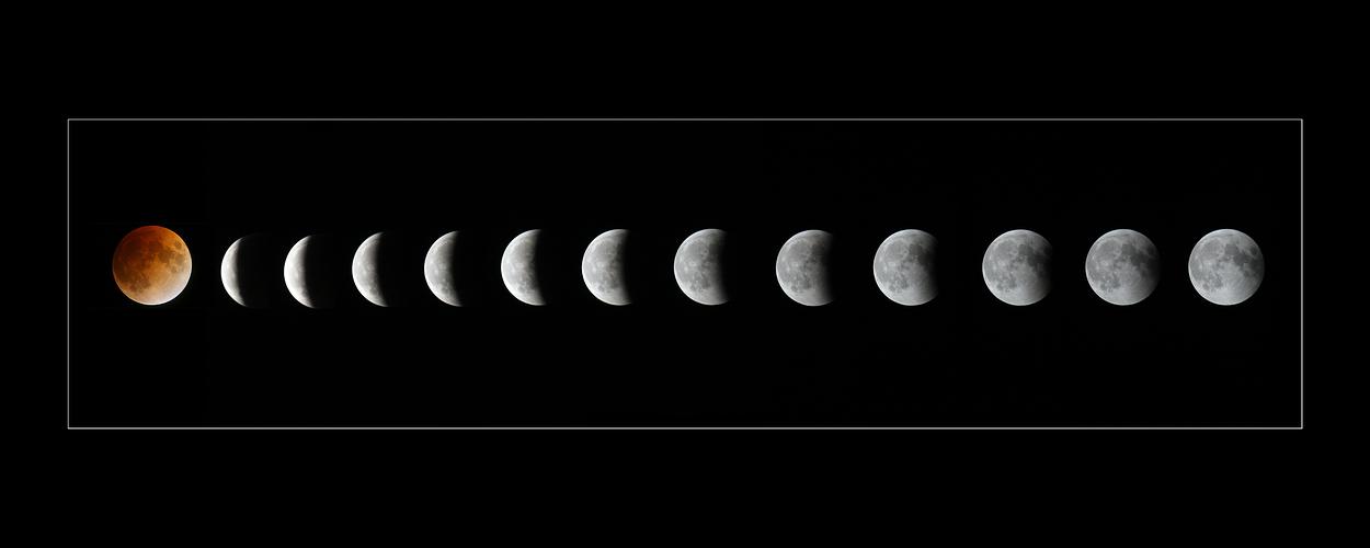 Mondfinsternis 15.06.2011