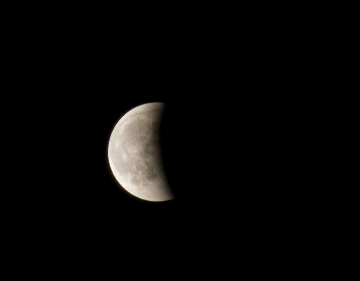 Mondfinsternis 15_06_2011
