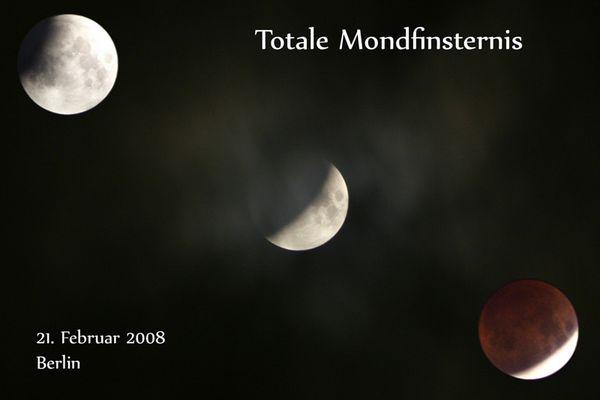 Mondfinsternis 21.2.2008