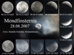 Mondfinsternis (28. August 2007 in Neukaledonien)