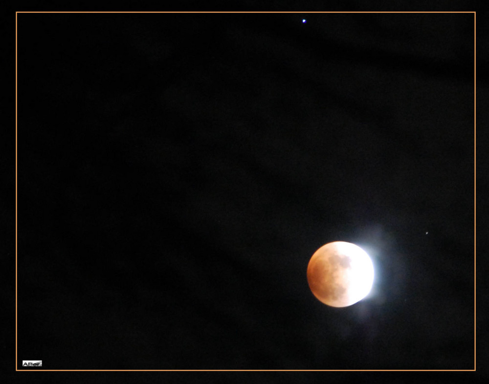 Mondfinsternis am 21.02.02