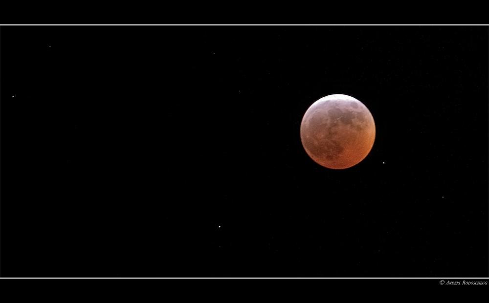 Mondfinsternis die 1001te