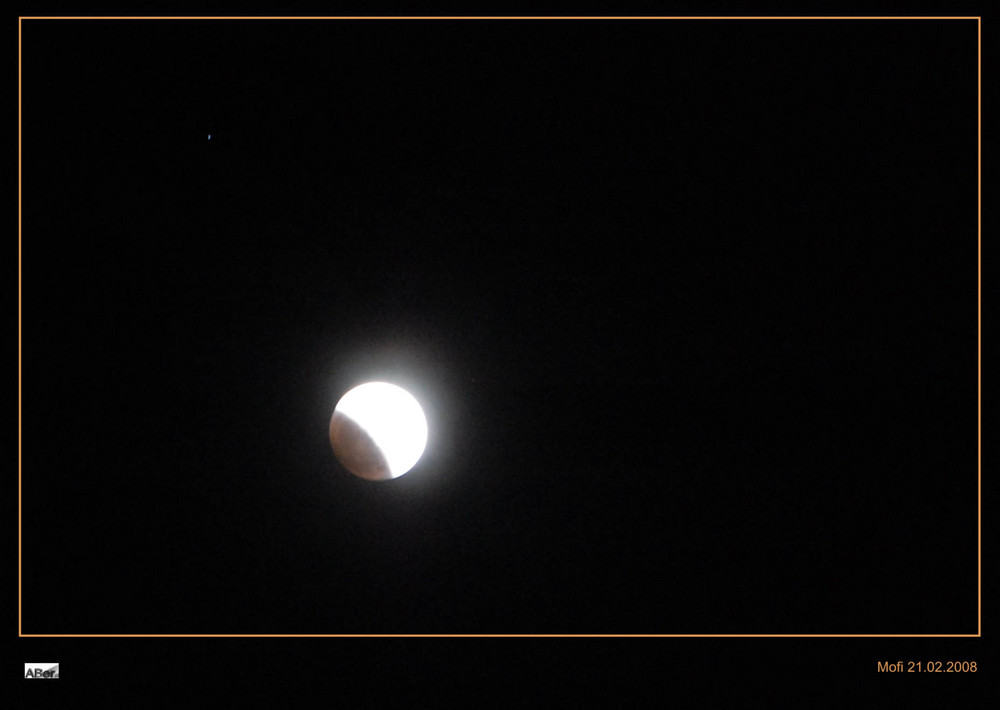 Mondfinsternis III am 21.02.02