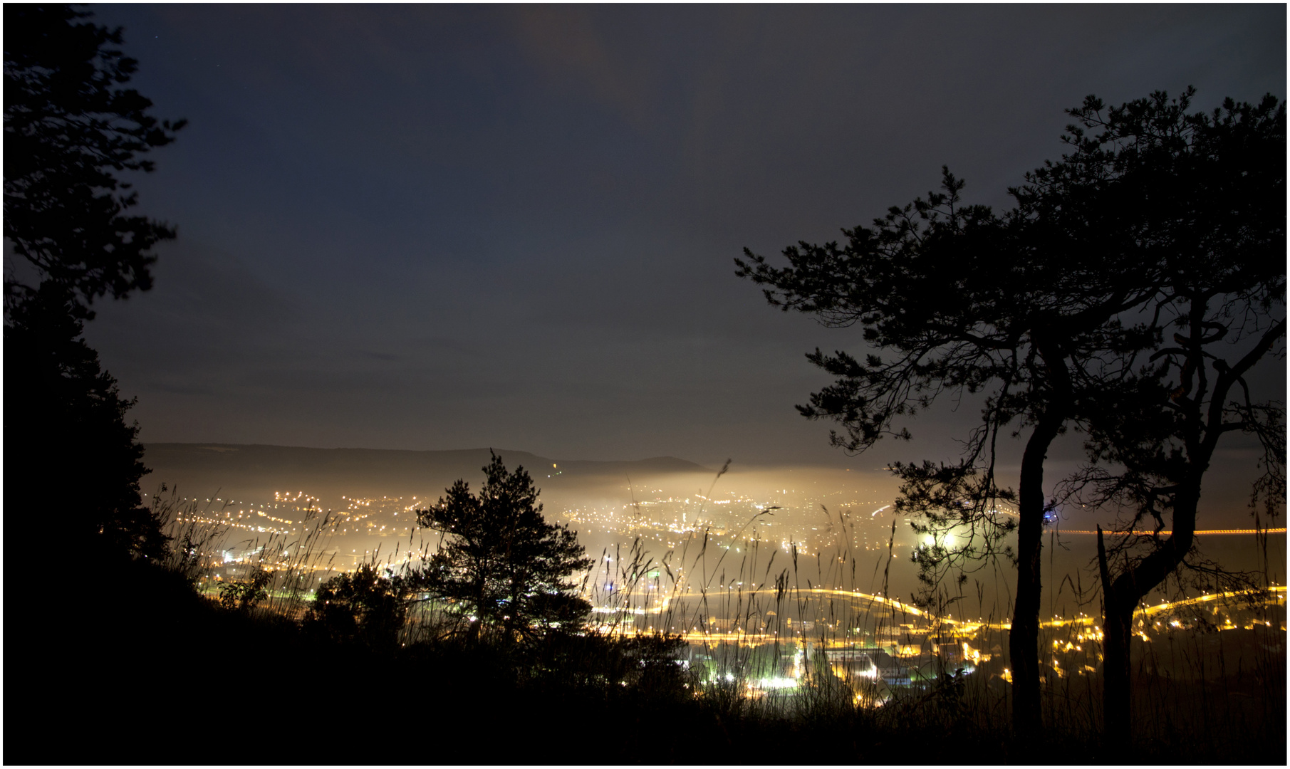 Mondfinsternis in Jena
