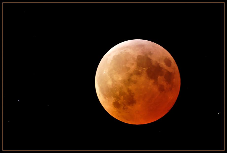 Mondfinsternis März 2007