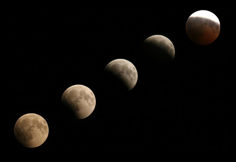 Mondfinsternis vom 16.08.08