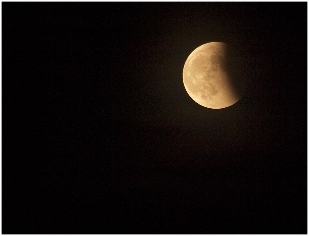 Mondfinsternisrest