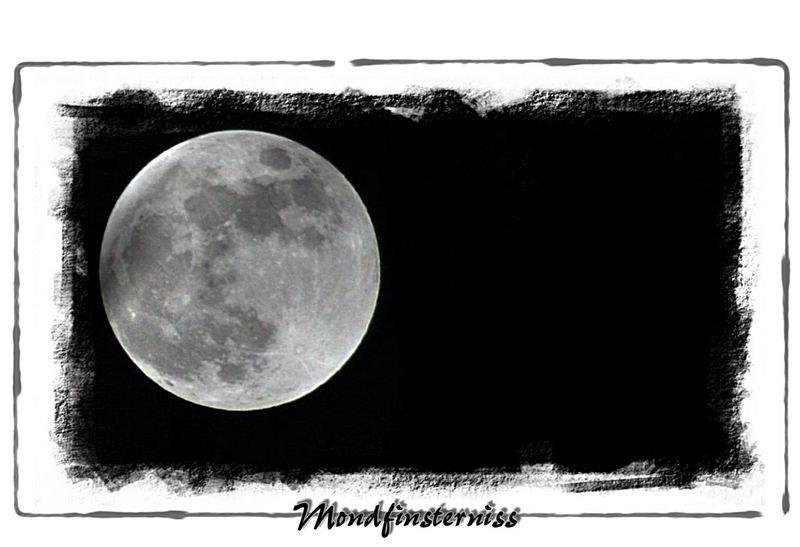 Mondfinsterniss