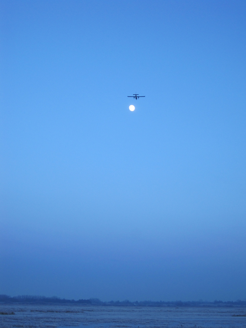 Mondflug