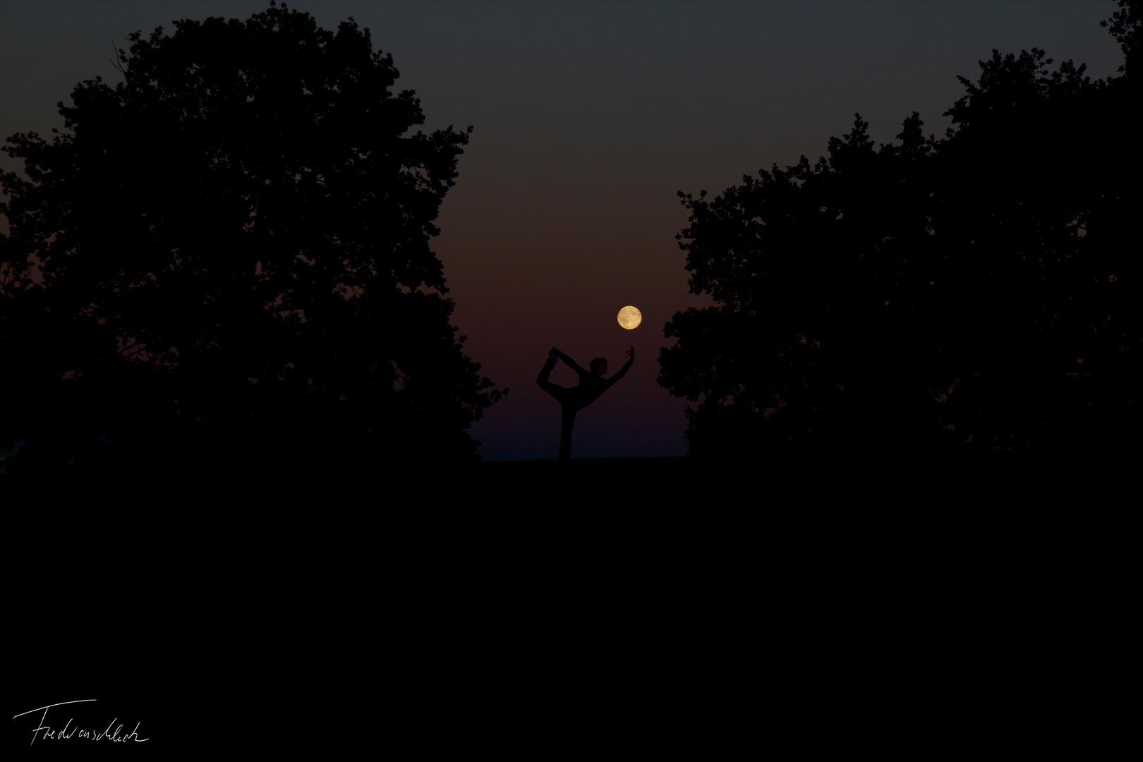 Mondgruß