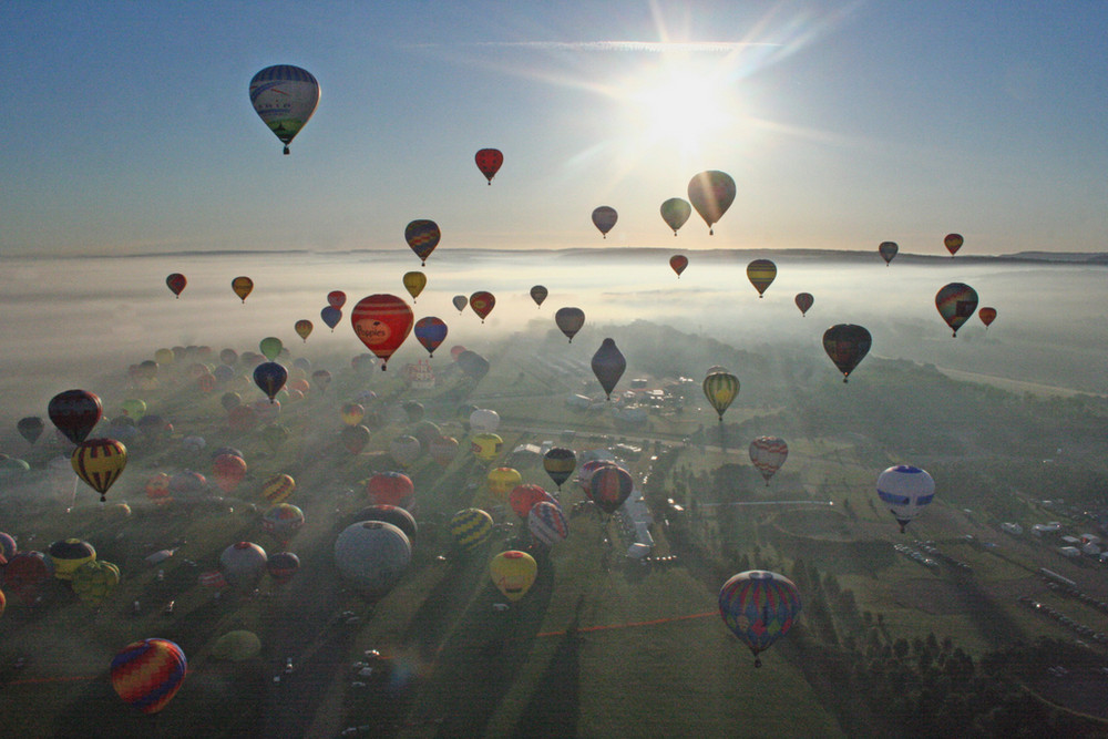 Mondial Air Ballon/ chambley Lorraine - France