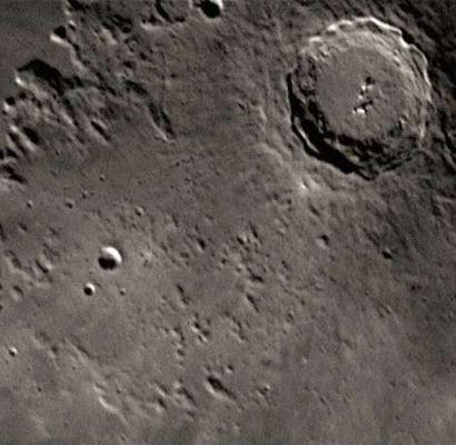 Mondkrater Copernikus